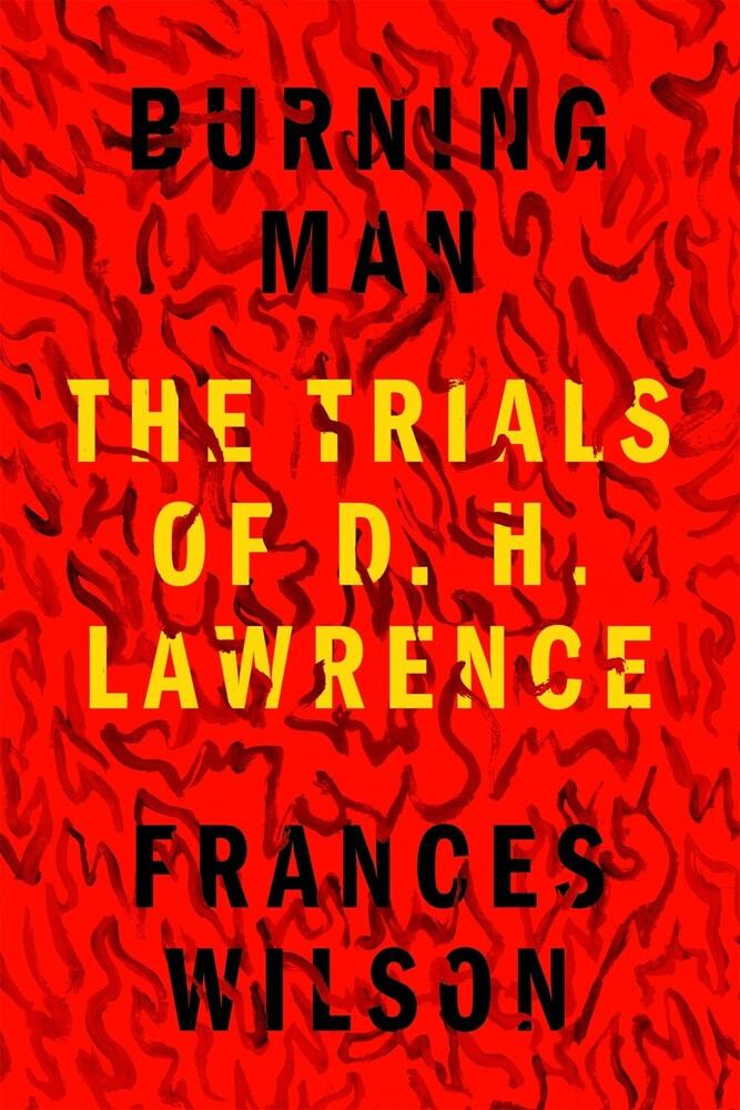 Frances Wilson - Burning Man (Hcvr)