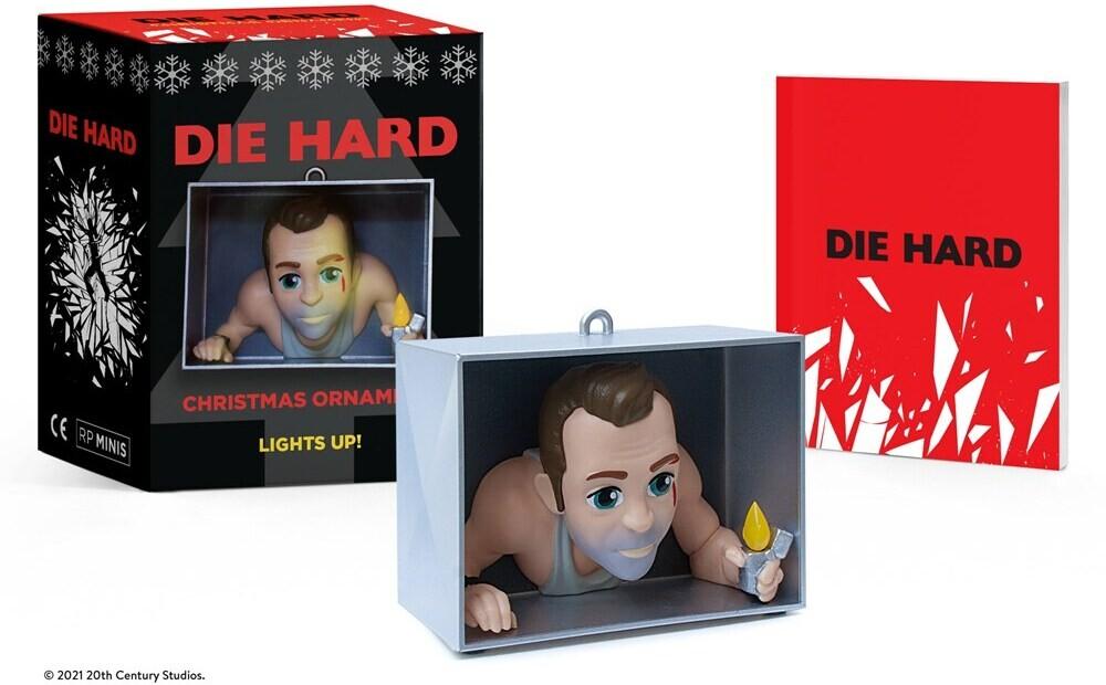 Running Press - Die Hard Christmas Ornament (Gift)