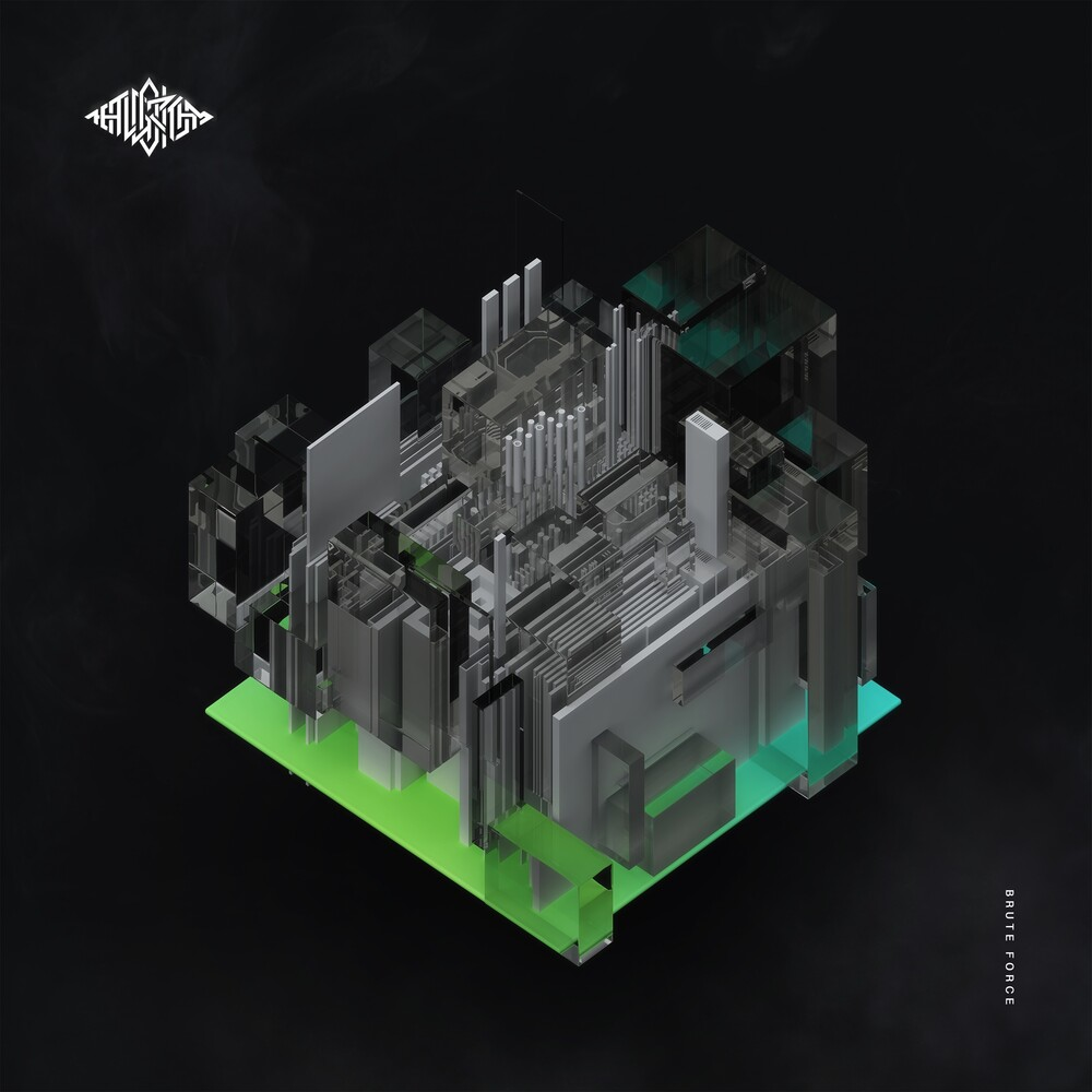Algorithm - Brute Force [Deluxe] (Gate) [Limited Edition] [180 Gram]