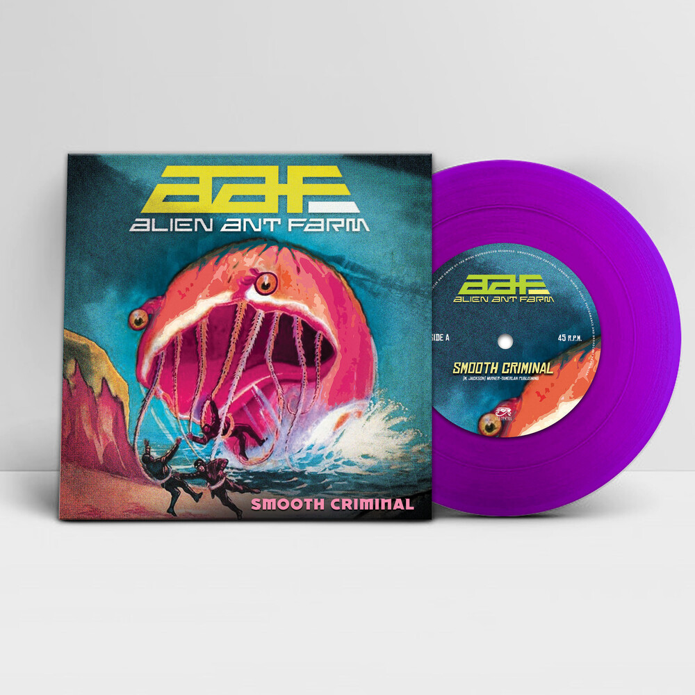 Alien Ant Farm - Smooth Criminal (Green Or Purple) [Colored Vinyl] (Grn)