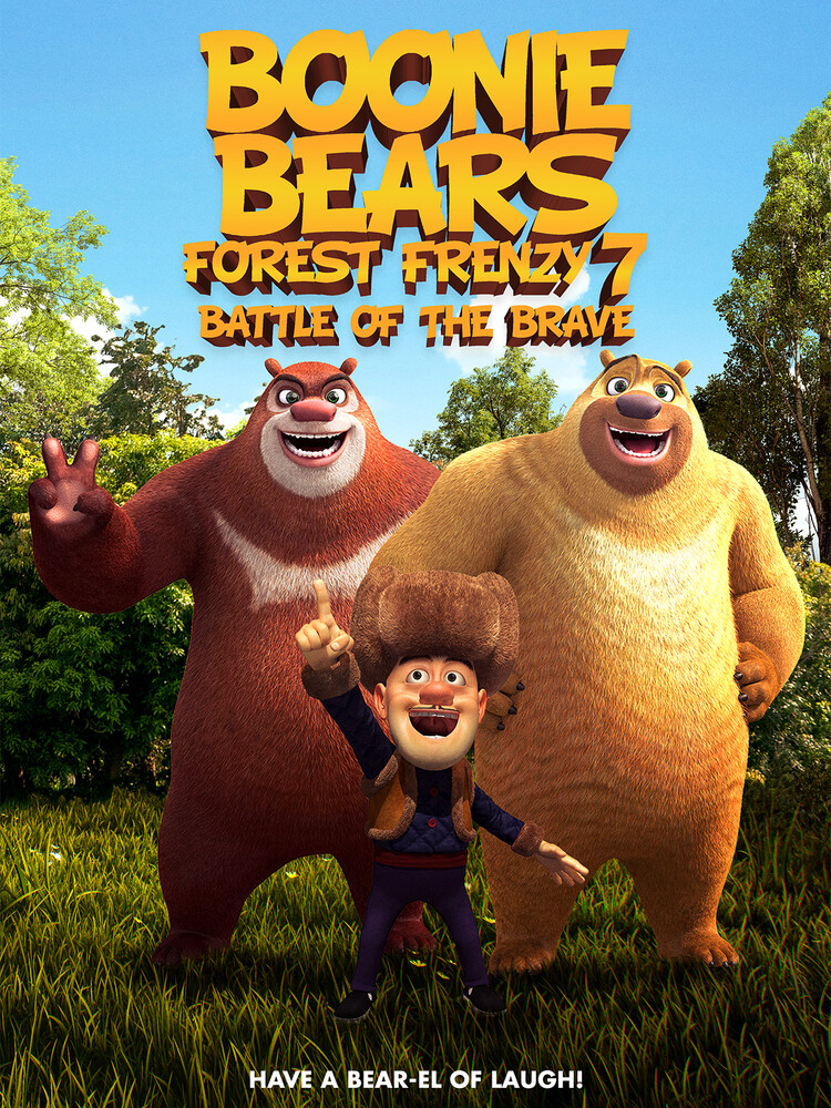 - Boonie Bears Forest Frenzy 7 Battle Of The Brave