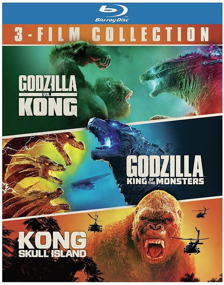 - Godzilla Vs Kong / Godzilla: King Of The Monsters