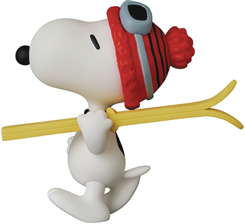 - Peanuts Skier Snoopy Udf Fig Series 12 (Clcb)