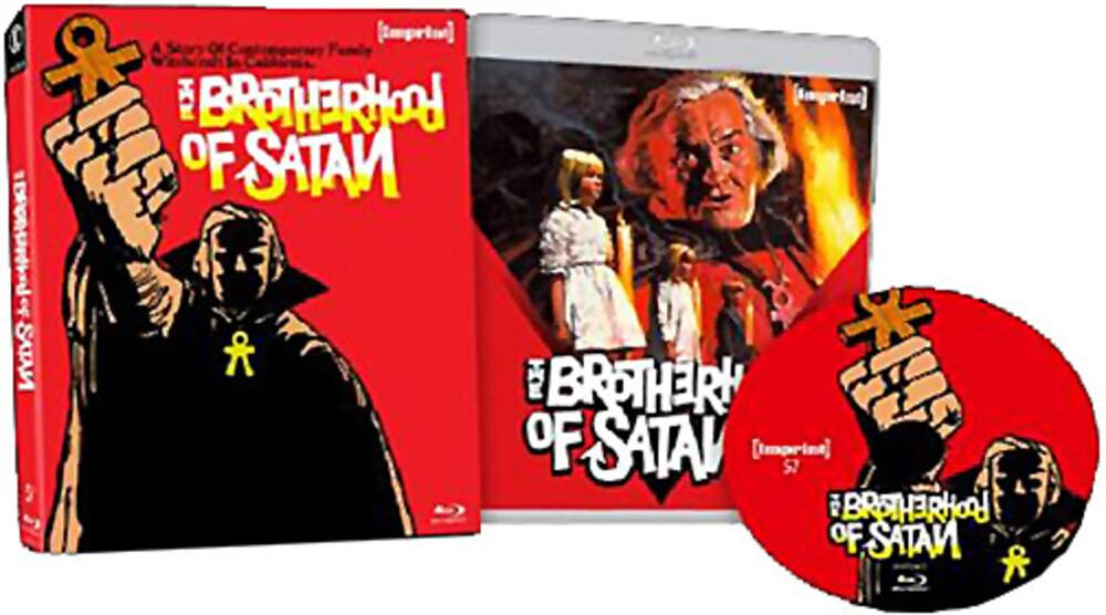 - Brotherhood Of Satan / (Ltd Aus)