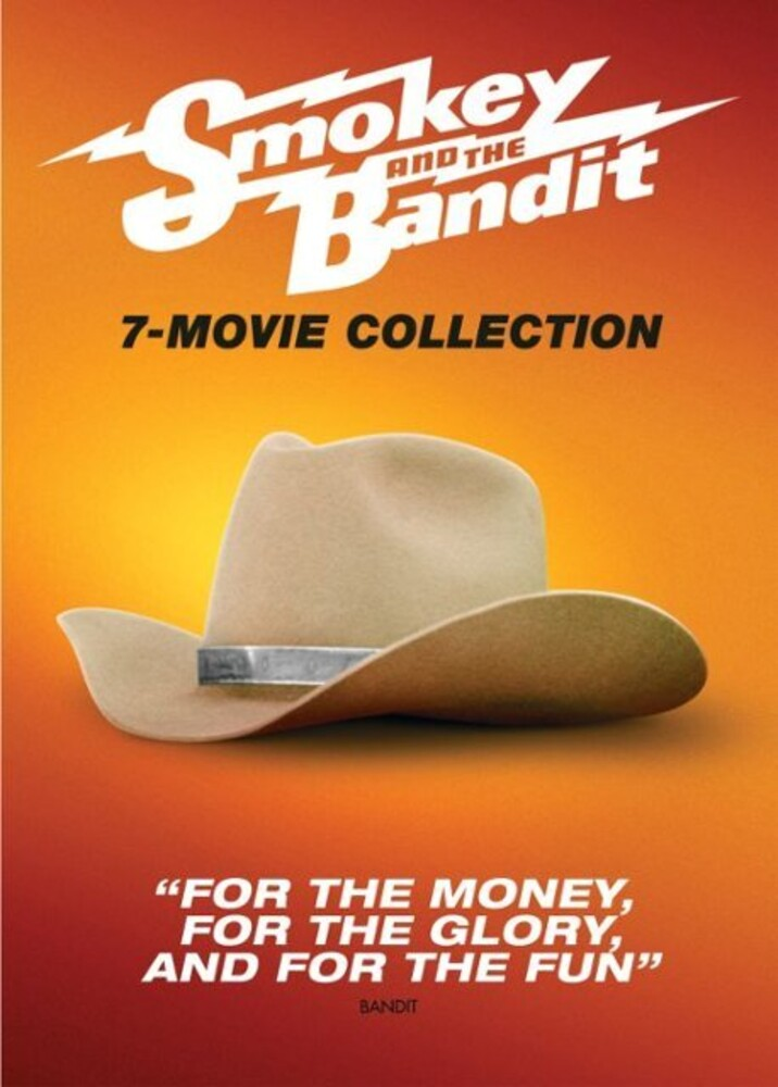 Burt Reynolds - Smokey & The Bandit: The 7-Movie Outlaw Collection