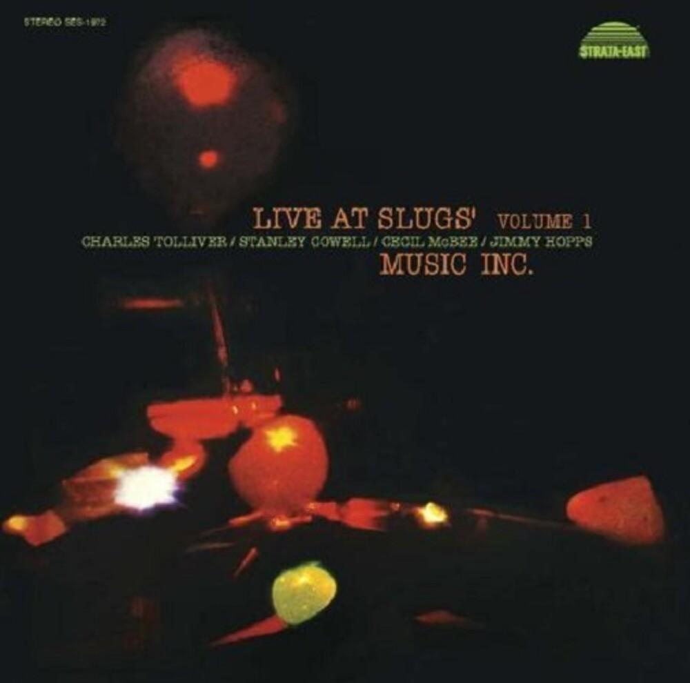 Tolliver, Charles / Music Inc - Live At Slugs' Vol. 1