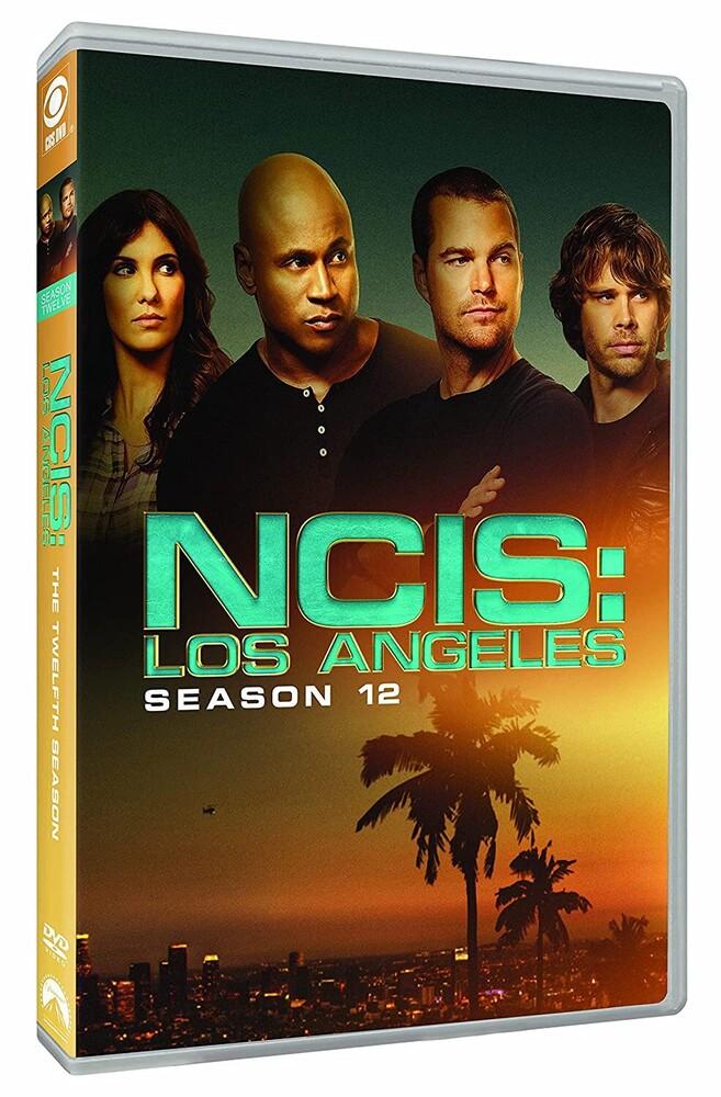 NCIS: Los Angeles: Twelfth Season - Ncis: Los Angeles: Twelfth Season (5pc) / (Box Ws)
