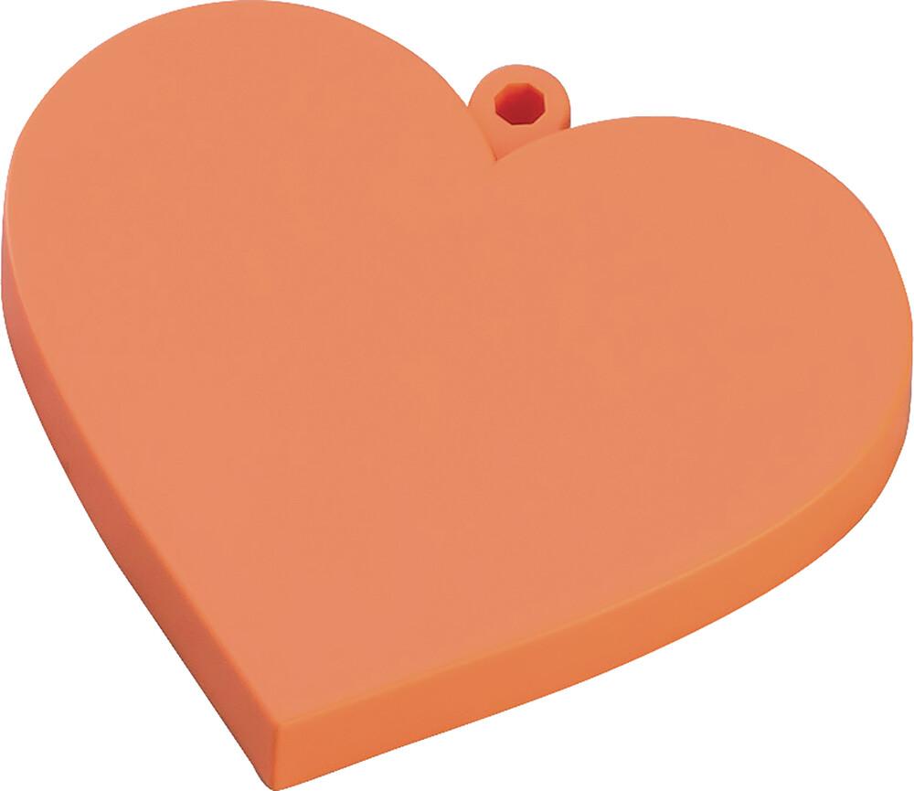 - Nendoroid More Heart Base Orange (Clcb) (Fig)