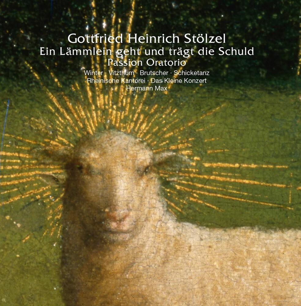 Stolzel / Rheinische Kantorei / Max - Ein Lammlein Geht Und Tragt (2pk)