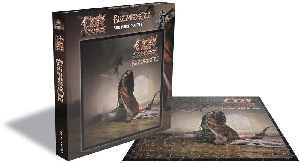 Osbourne, Ozzy Blizzard of Ozz (500 PC Puzzle) - Ozzy Osbourne  Blizzard Of Ozz (500 Pc Puzzle) (Uk)