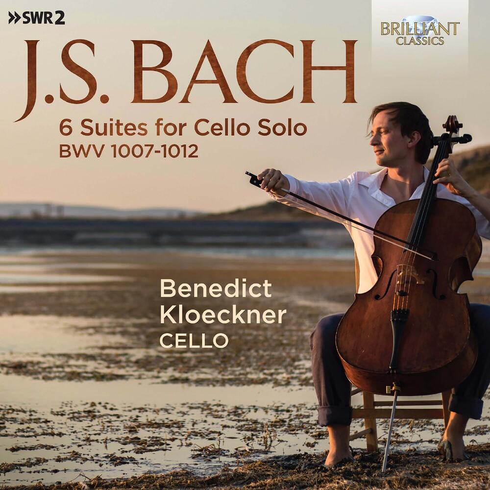 J Bach .S. / Libralon - Six Suites For Viola Solo (2pk)