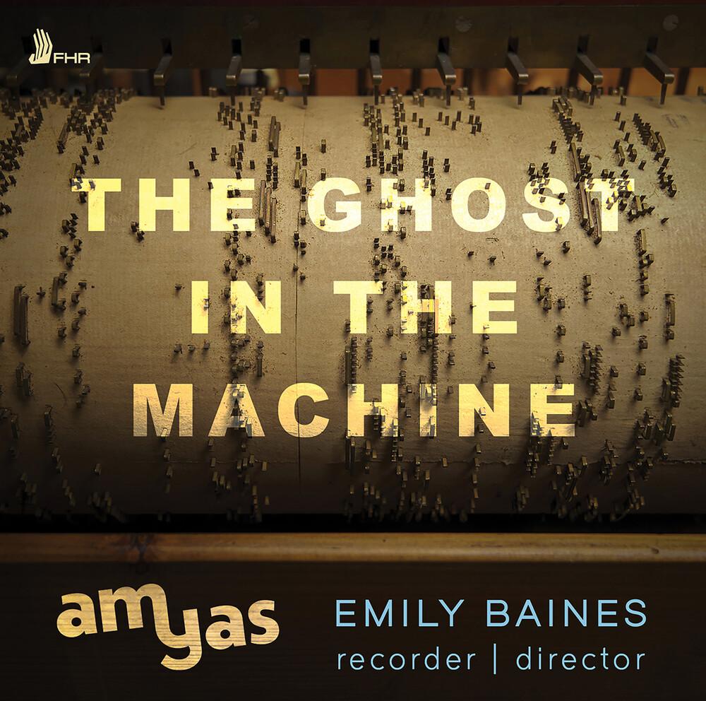 Handel / Baines - Ghost in Machine