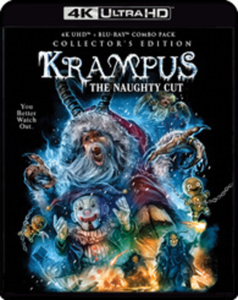 Krampus: Naughty Cut - Krampus (The Naughty Cut) (Collector's Edition)
