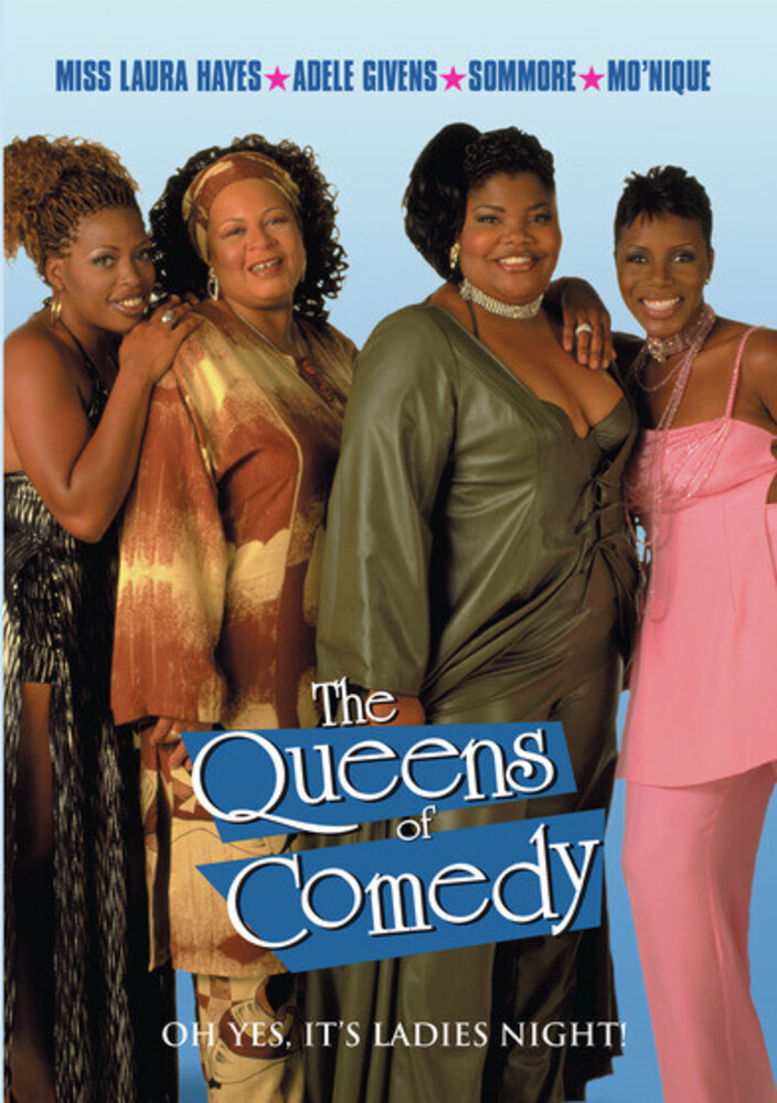 - The Queens Of Comedy