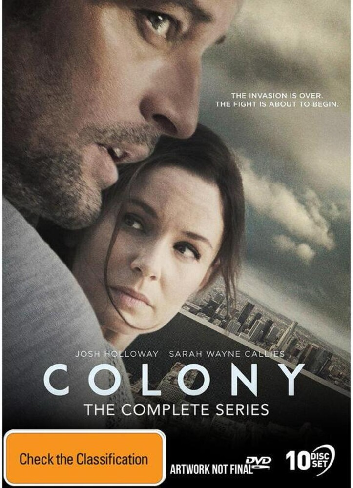 Colony: The Complete Series - Colony: The Complete Series (10pc) / (Box Aus)