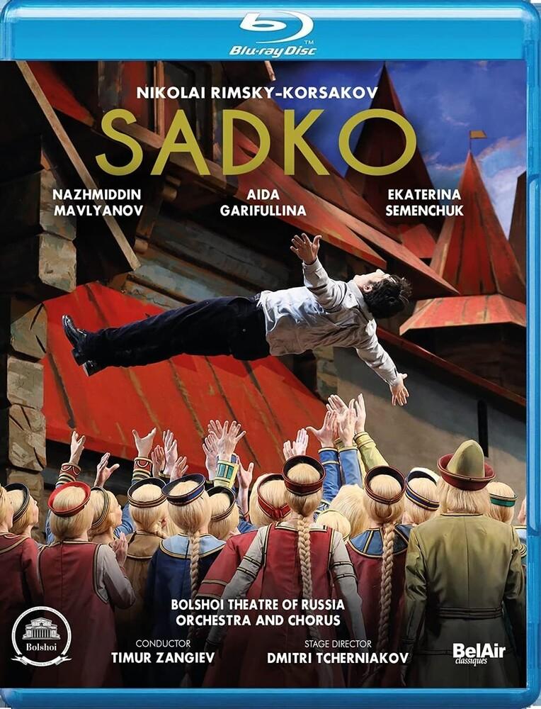 Rimsky-Korsakov / Zangiev / Bolshoi Theater Orch - Sadko
