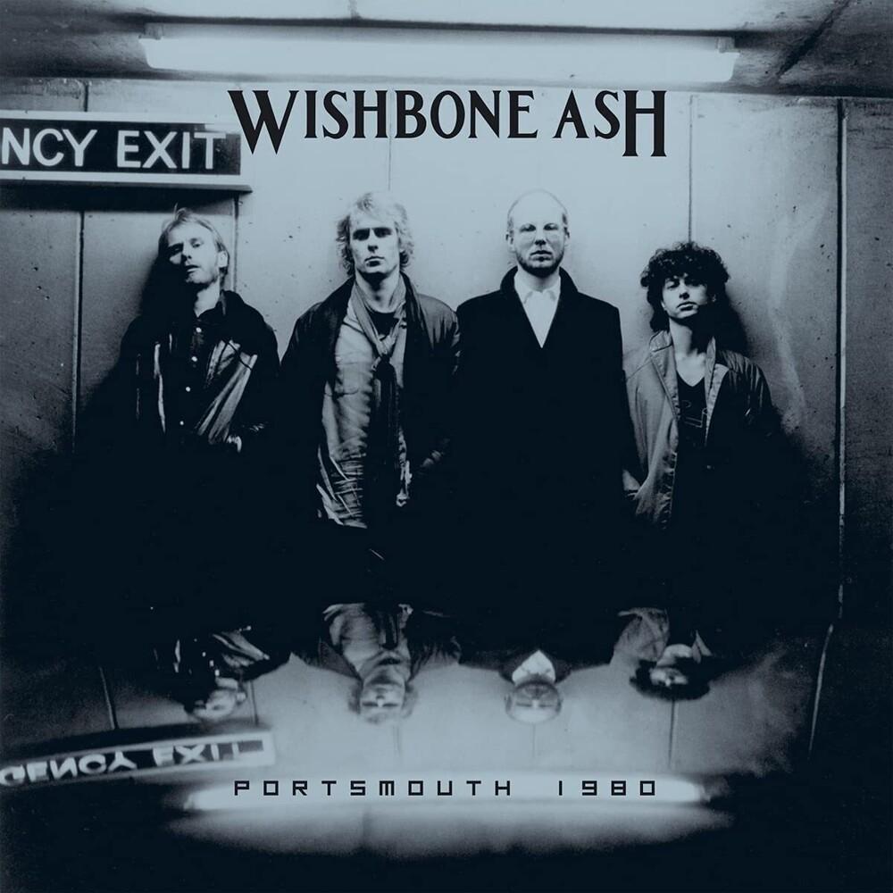 Wishbone Ash - Portsmouth 1980 (140gm Vinyl)