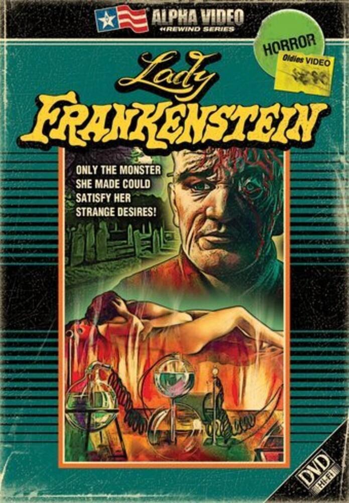 Lady Frankenstein - Lady Frankenstein / (Mod)