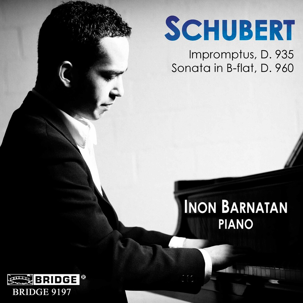 Inon Barnatan - Piano Music