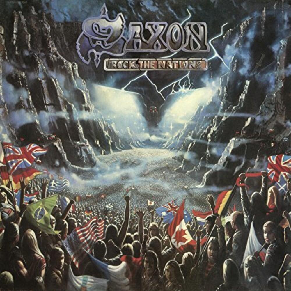 Saxon - Rock The Nations [Import LP]