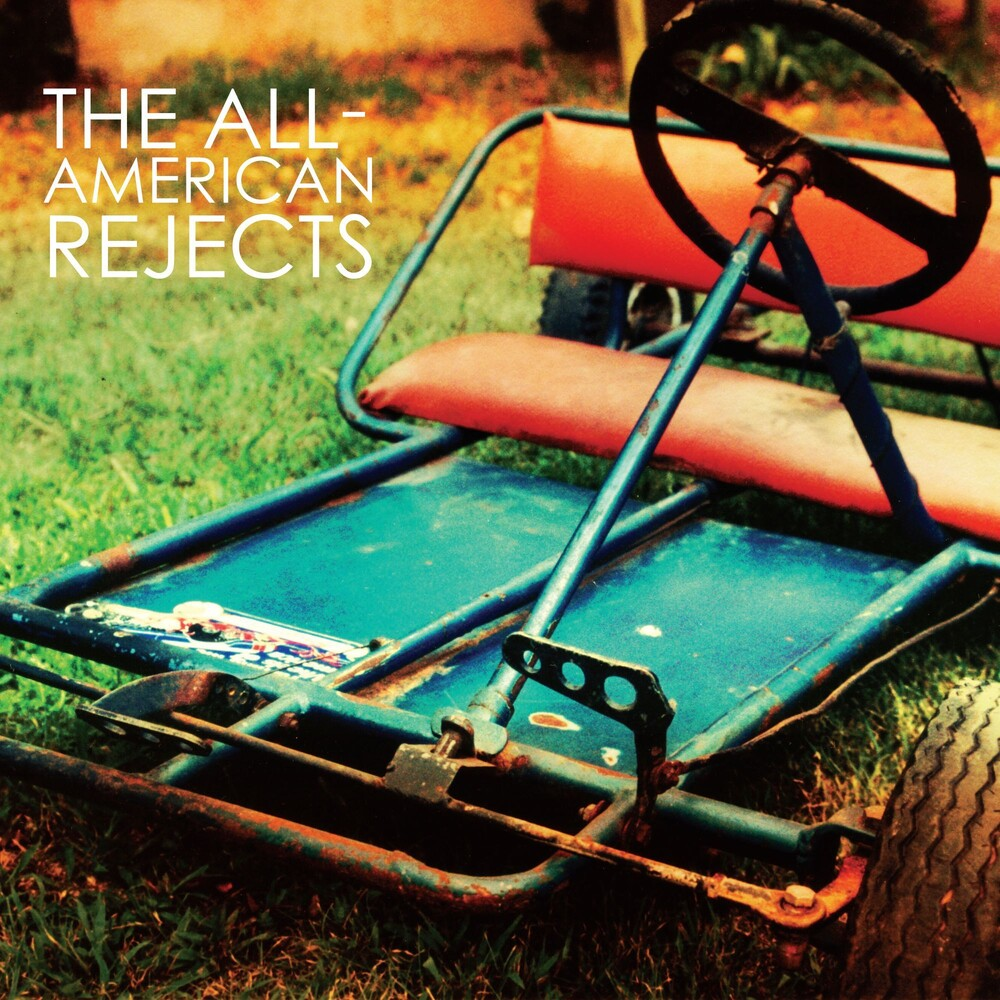 The All-American Rejects - The All-American Rejects [Limited Edition Pink LP]
