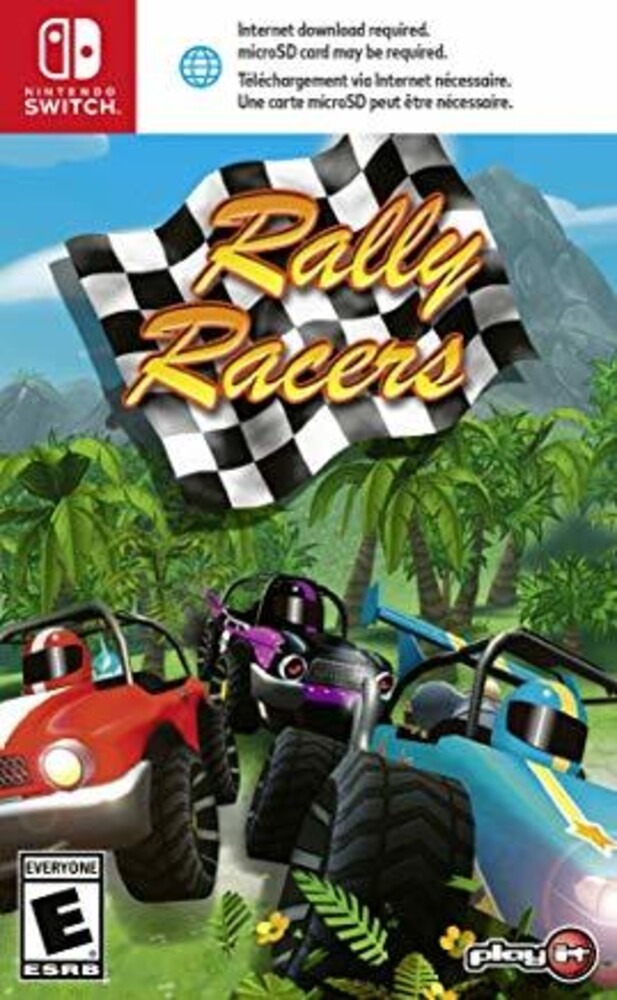 - Rally Racers for Nintendo Switch