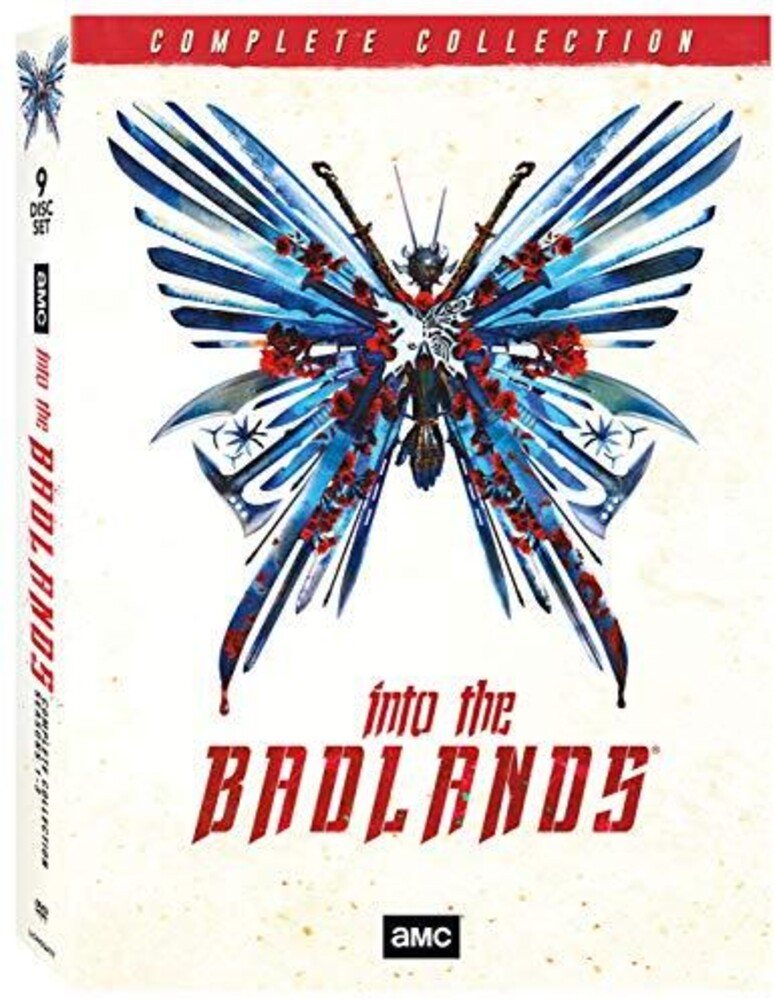 Daniel Wu - Into The Badlands: Complete Collection - Ssn 1-3