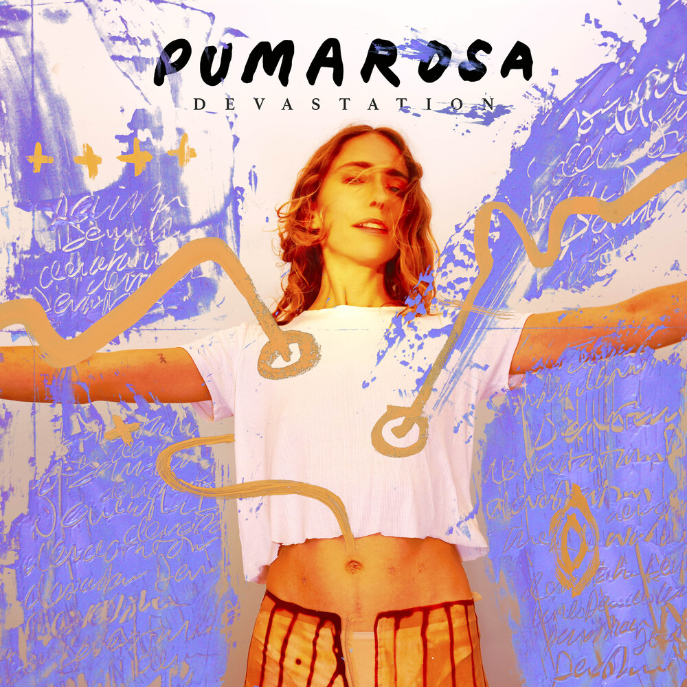 Pumarosa - Devastation [Translucent Orange LP]