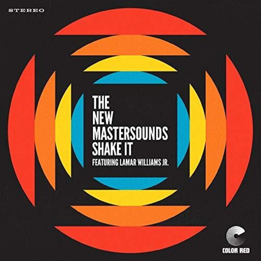 New Mastersounds / Lamar Williams Jr - Shake It