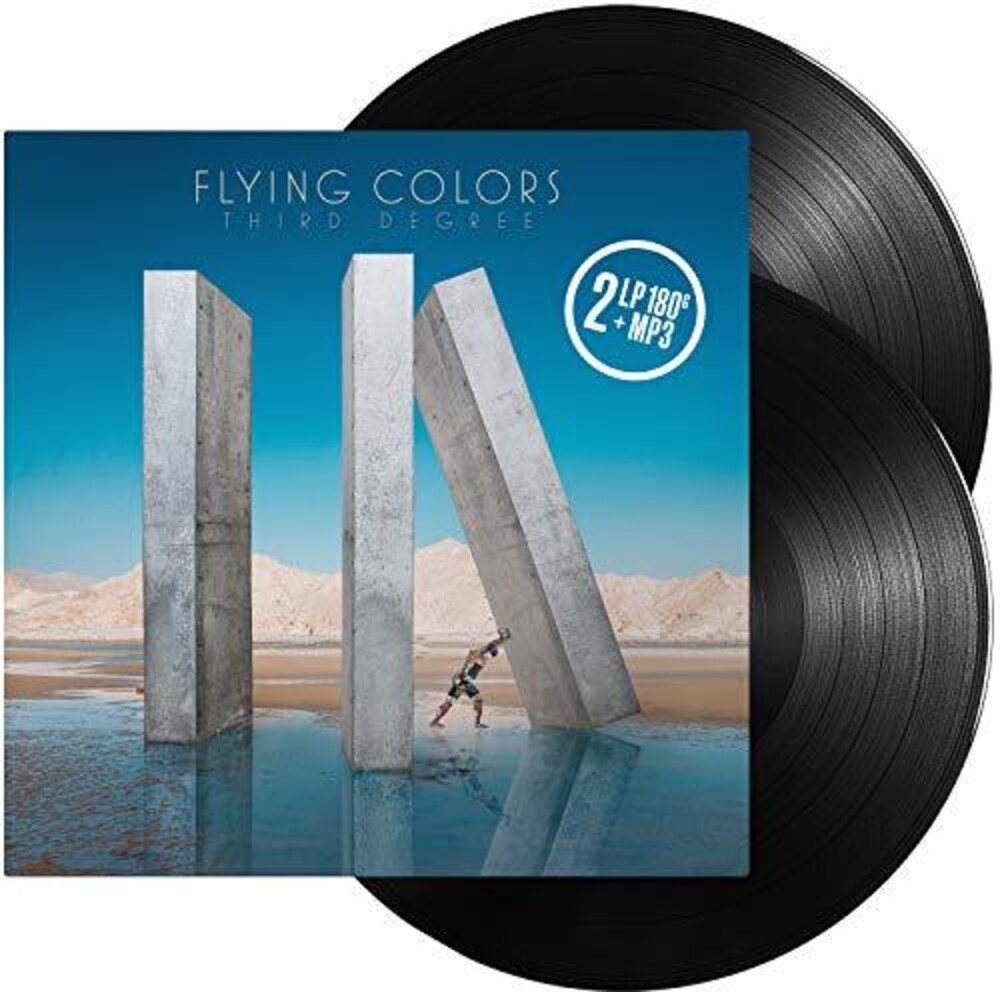 Flying Colors - Third Degree [2LP]