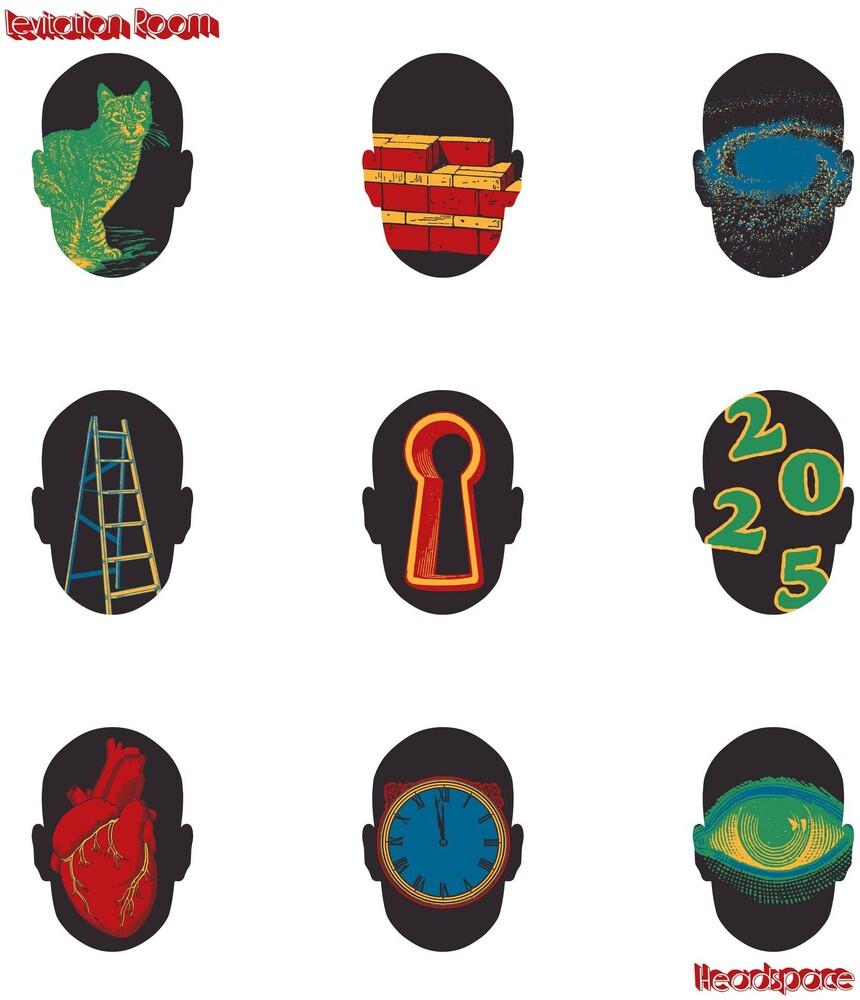 Levitation Room - Headspace [LP]