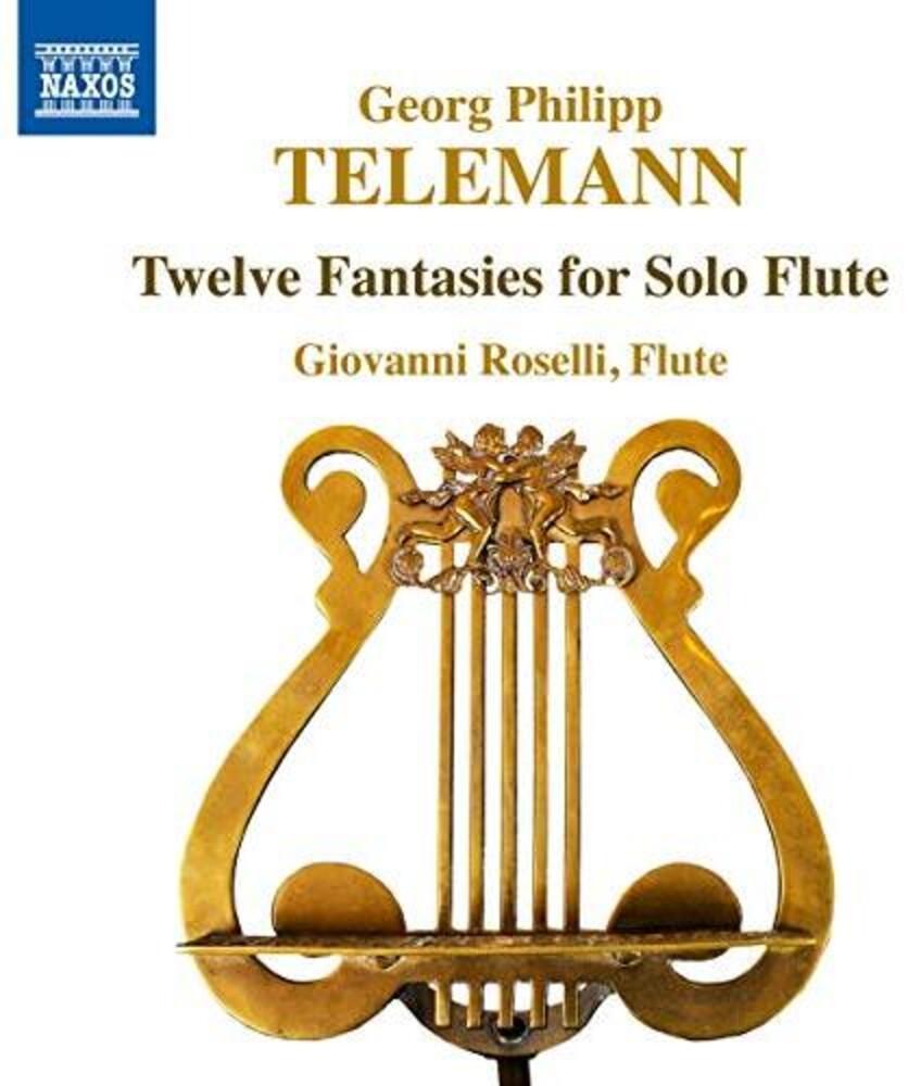 Telemann / Roselli - 12 Fantaisies 40: 2-13
