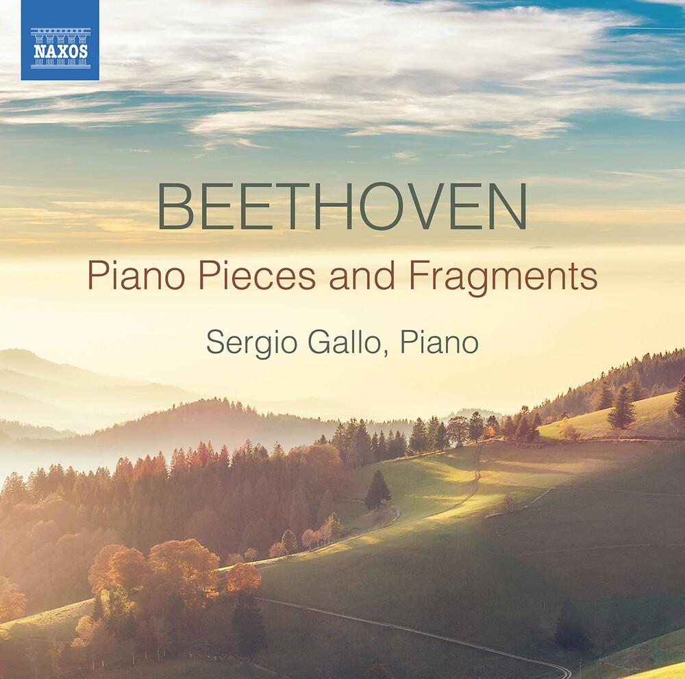 Sergio Gallo - Piano Pieces & Fragments