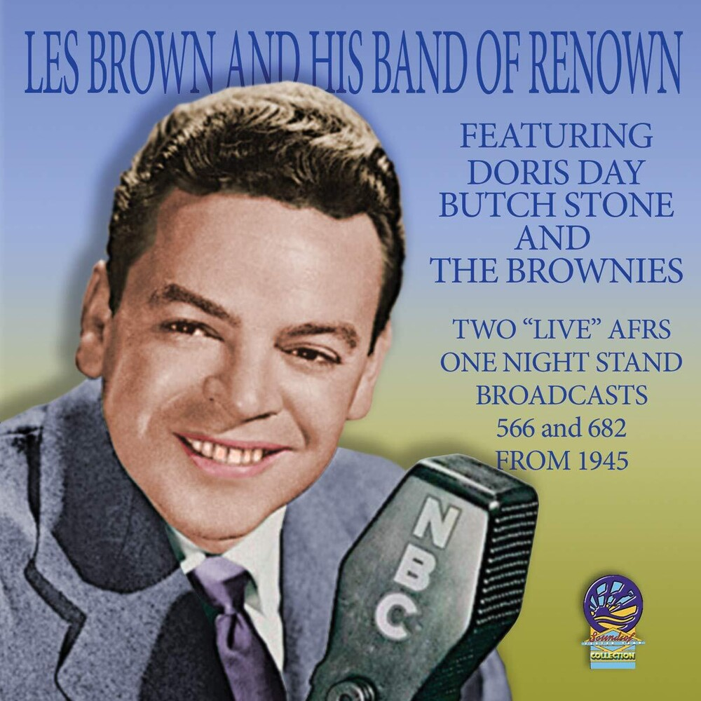 Les Brown - Featuring Doris Day
