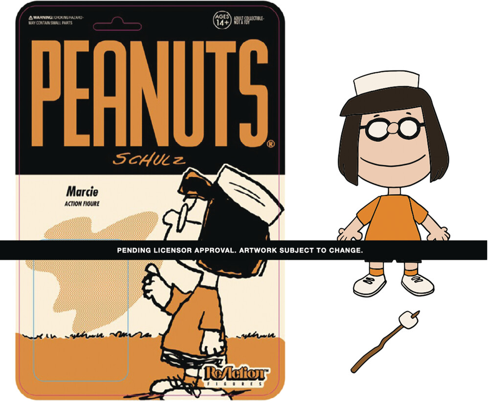 Peanuts Reaction Wave 3 - Camp Marcie - Peanuts ReAction Wave 3 - Camp Marcie