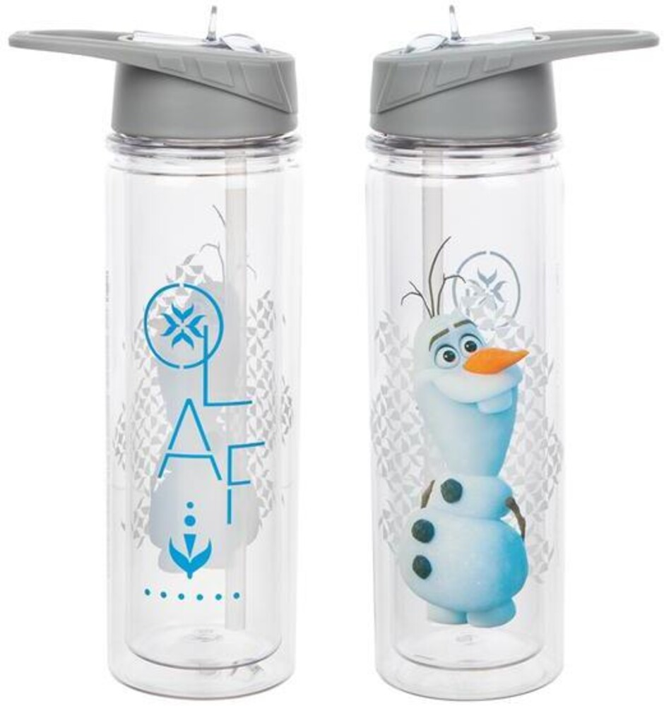 Disney Frozen 2 Olaf 16 Oz. Tritan Water Bottle - Disney Frozen 2 Olaf 16 Oz. Tritan Water Bottle
