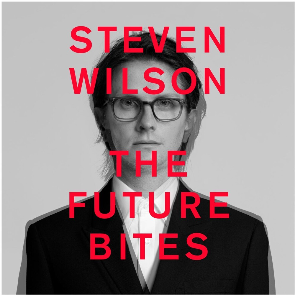 Steven Wilson - THE FUTURE BITES [LP]