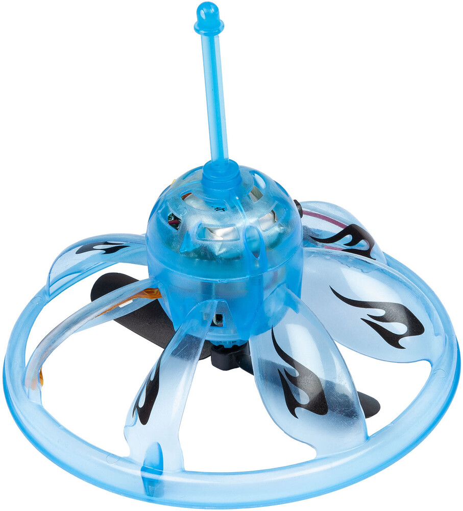 Rc Helicopters - Hover IR UFO Motion Sensing Helicopter (One random color per transaction. Colors red, blue or green.)