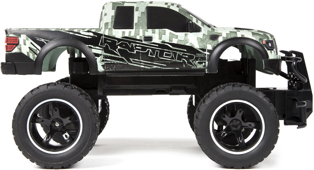 Rc Vehicles - Digital Camo 1:14 Ford F-150 SVT Raptor RC Truck