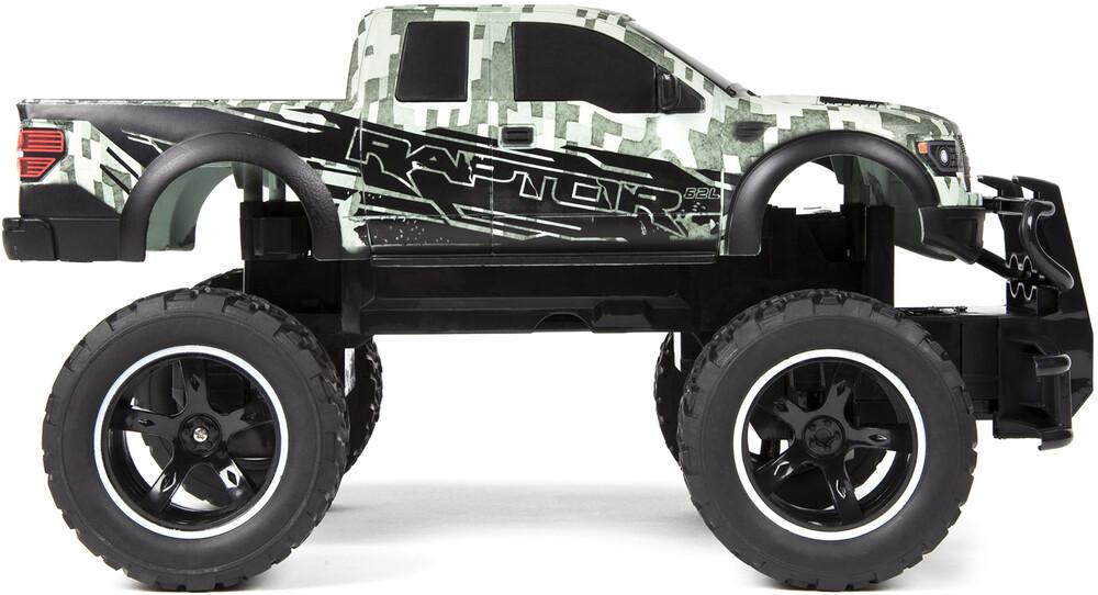 Rc Vehicles - Digital Camo 1:14 Ford F-150 SVT Raptor RC Truck