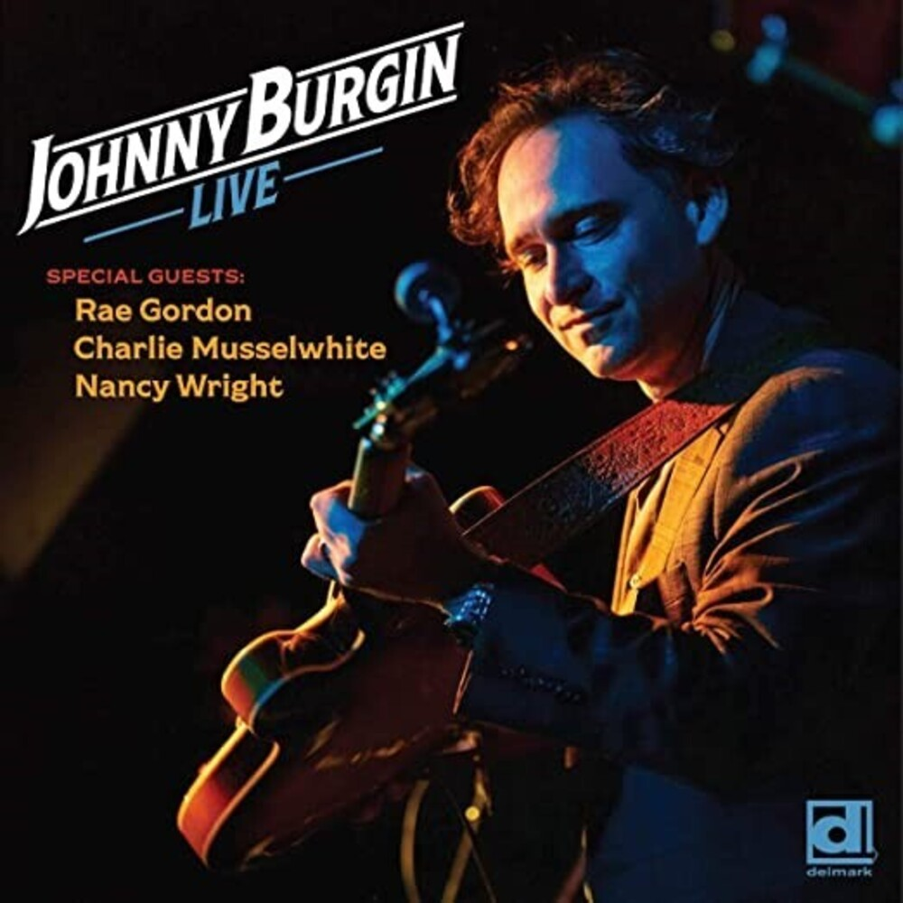 Johnny Burgin - Live