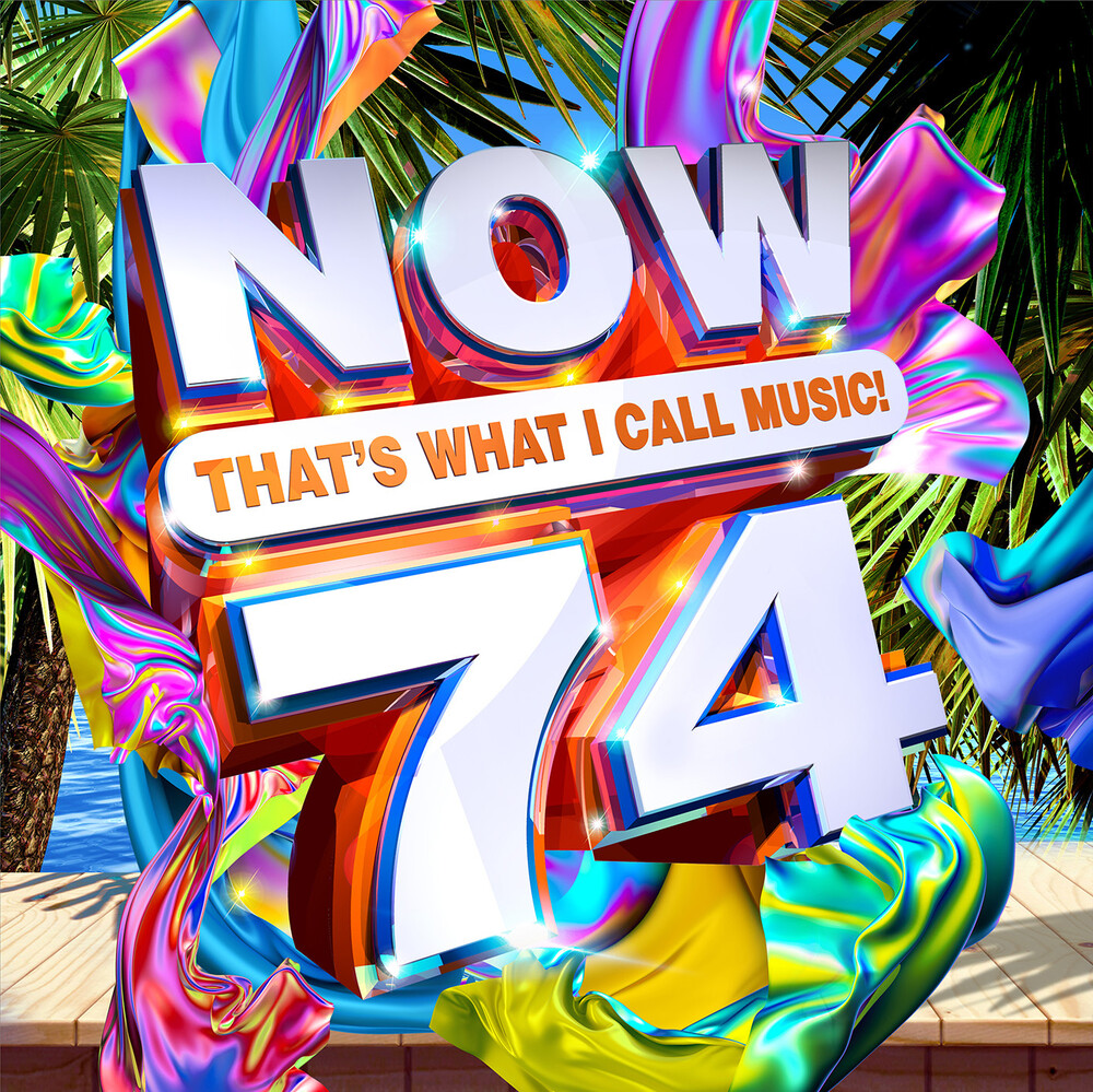 Now That's What I Call Music! - NOW That's What I Call Music, Vol. 74