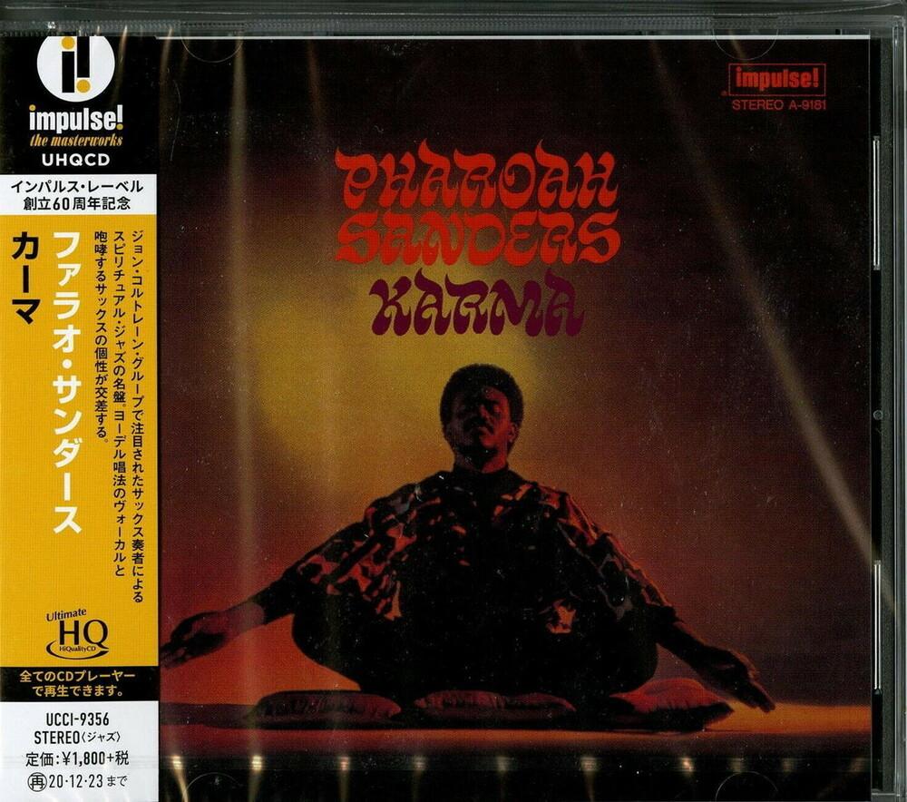 Pharoah Sanders - Karma [Limited Edition] (Hqcd) (Jpn)