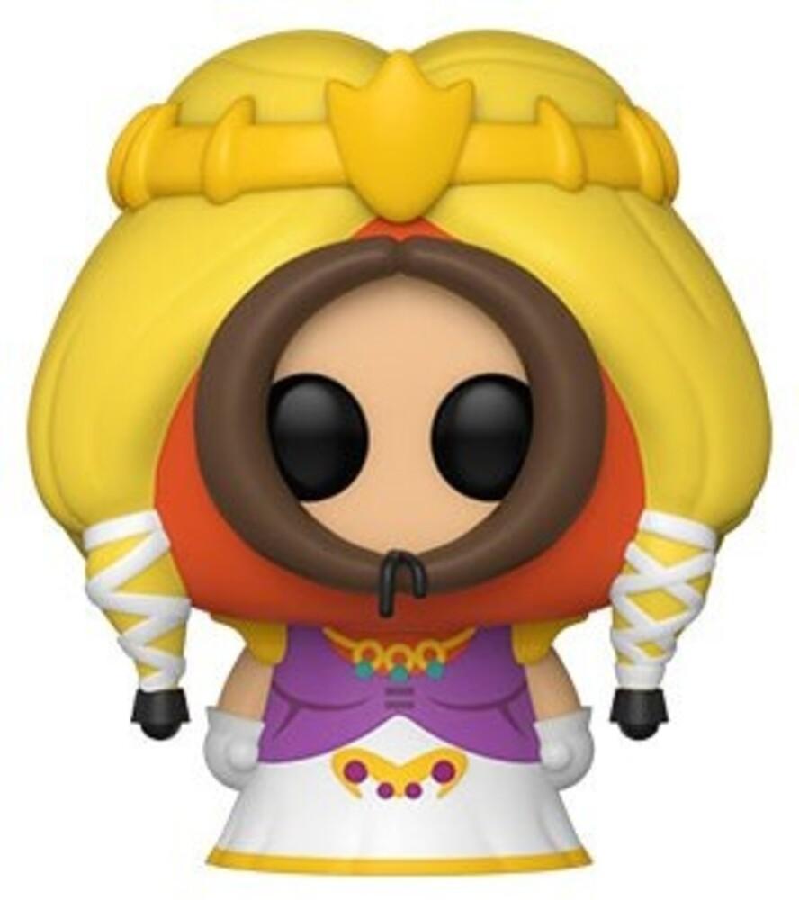 - FUNKO POP! ANIMATION: South Park- Princess Kenny