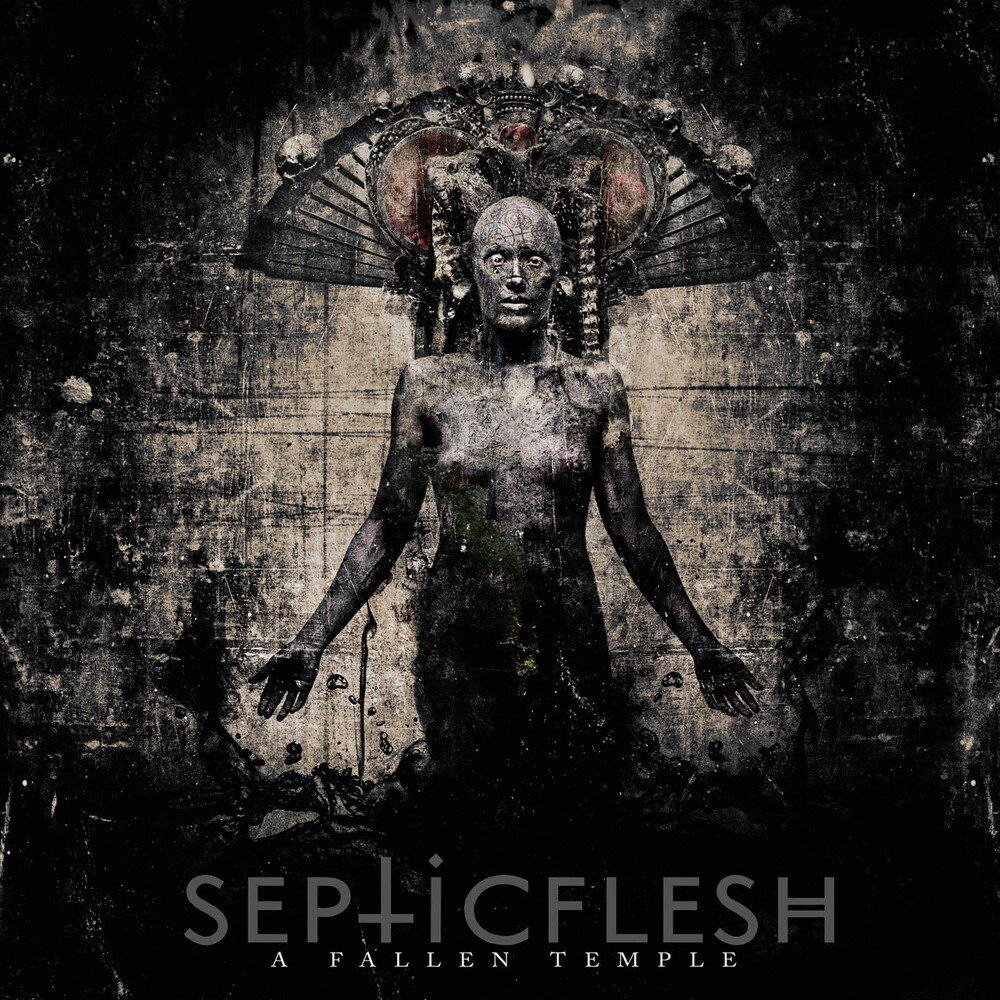 Septicflesh - A Fallen Temple [Limited Edition Transparent Red 2LP]