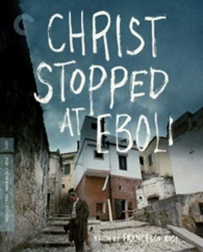 Gian Maria Volontè - Christ Stopped at Eboli (Criterion Collection)