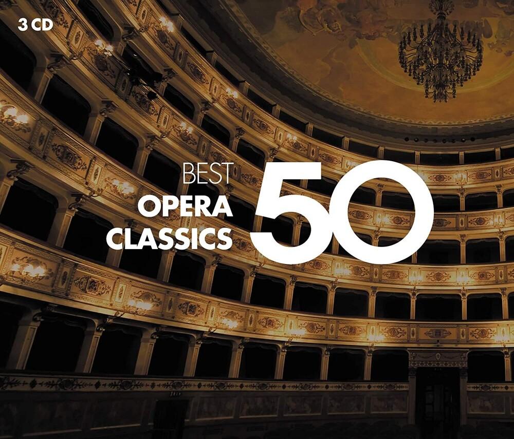 50 Best Opera - 50 Best Opera