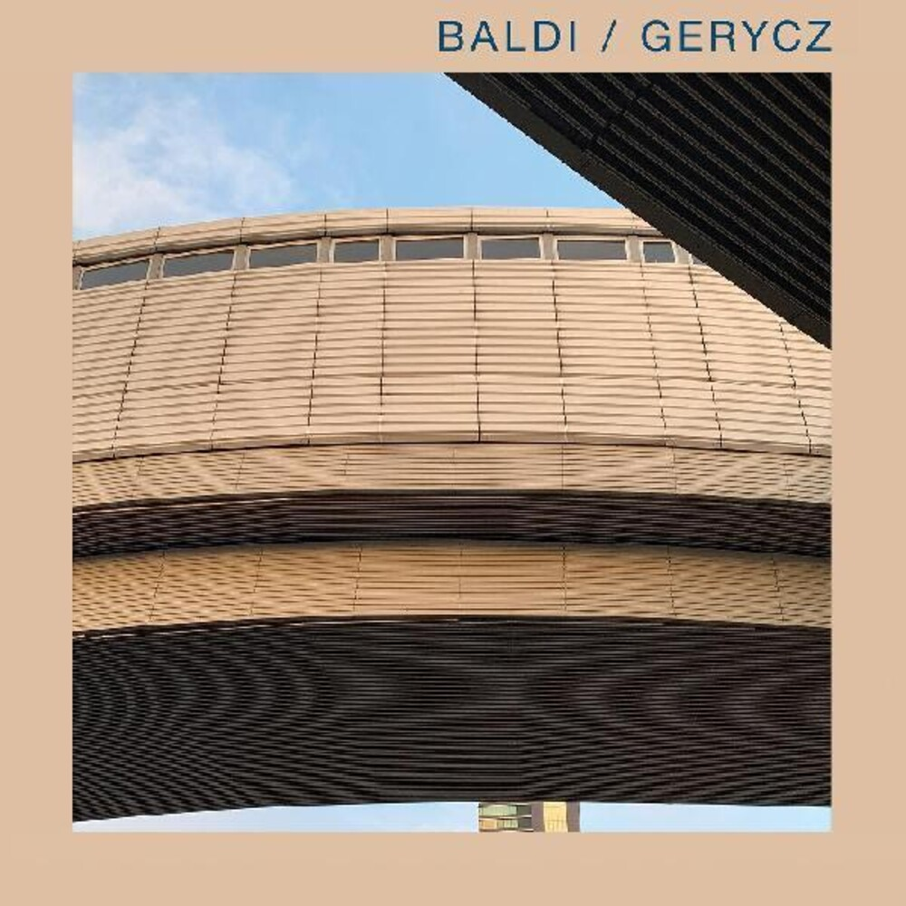 Baldi / Gerycz Duo - Blessed Repair [Download Included]