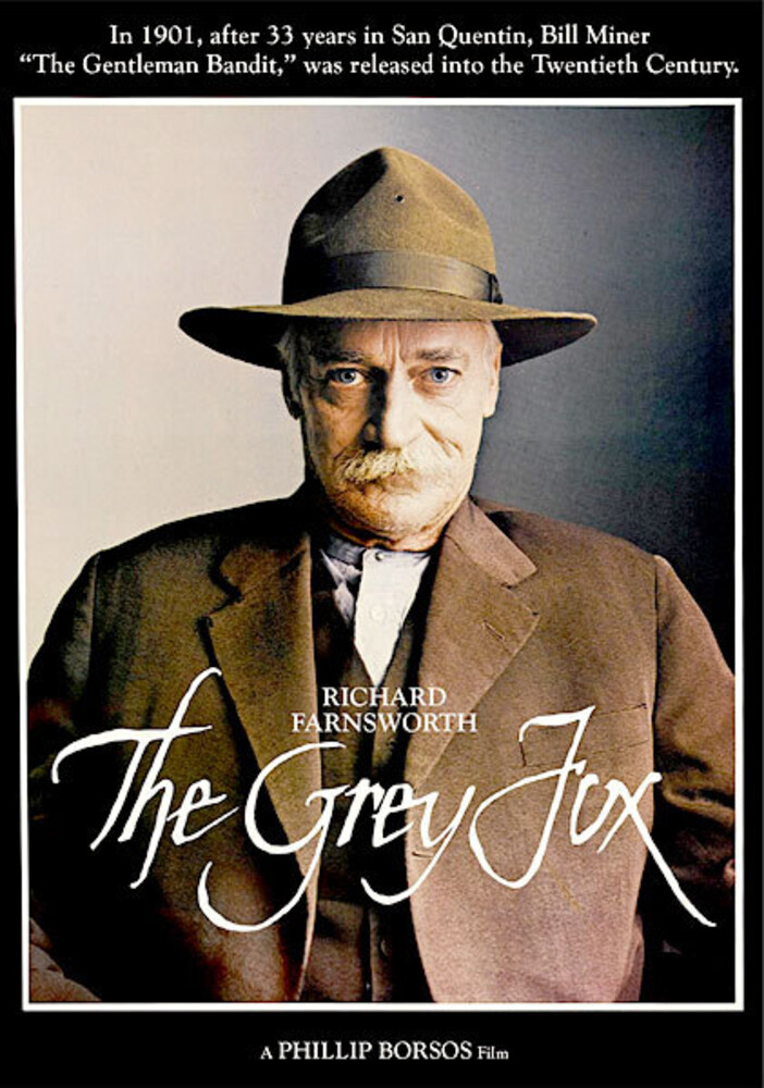 Grey Fox (1982) - The Grey Fox