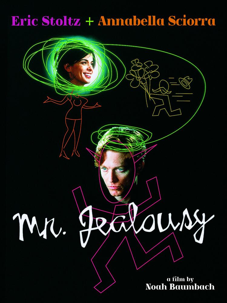 - Mr.Jealousy
